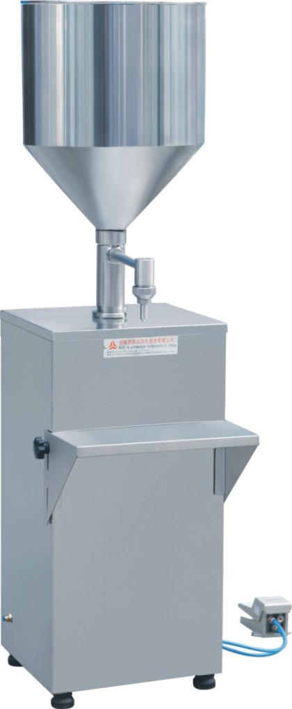 Electric/Pneumatic Filling Machine
