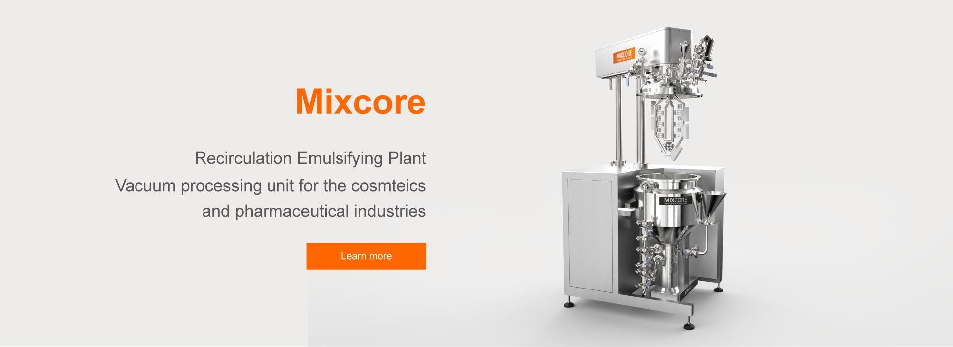 mixcore