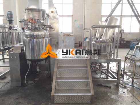 Topical Liquid Dispersion Emulsifier Shipped to Indonesia