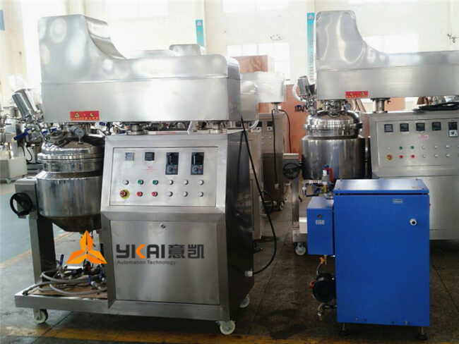 vacuum-emulsifier-sent-to-the-most-developed-countries-in-west-african-senegal