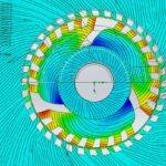 homogenizer flow simulation