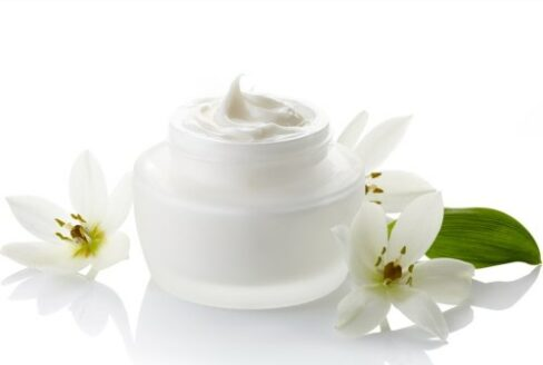 cosmetics and lotions
