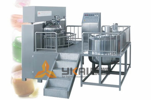 High Shear Emulsifying Machine