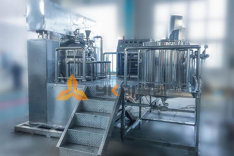 High Shear Emulsifying Machine
