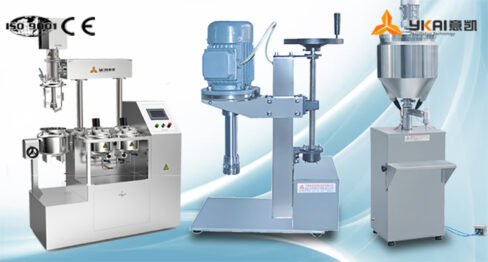 Pharmaceutical research and development emulsified filling equipment