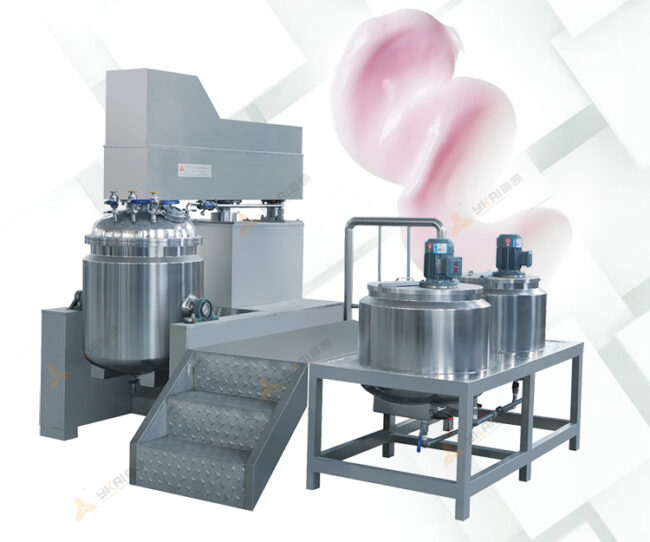 cream production equipment