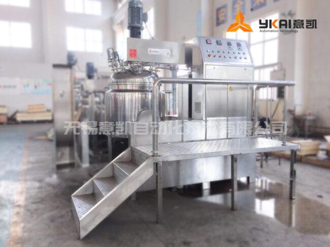 350L High-Speed Emulsification Shearer