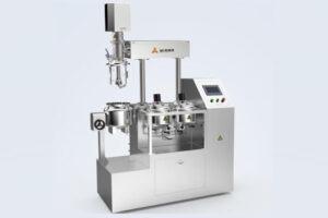 The fifth generation laboratory emulsifier
