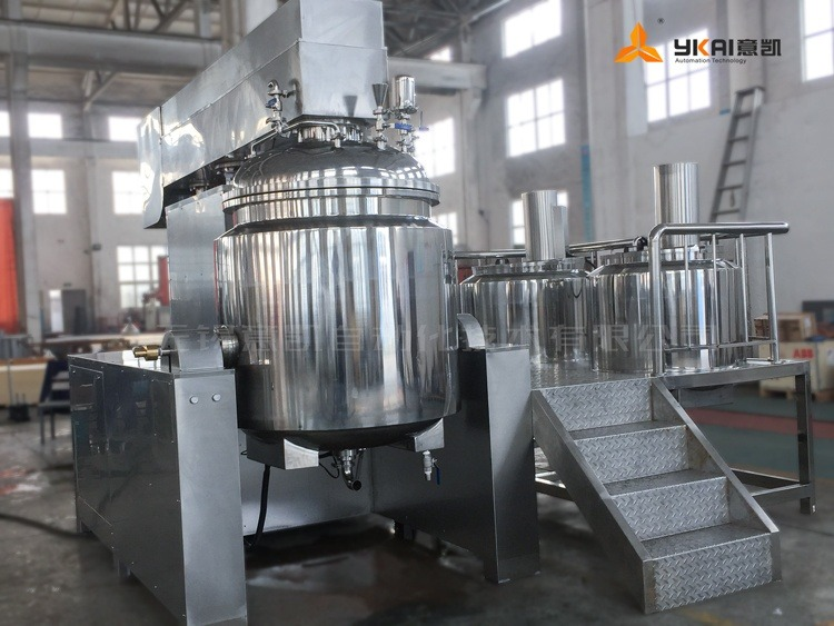 High shear emulsifier 1