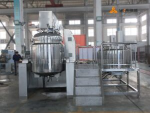 High shear emulsifier 2