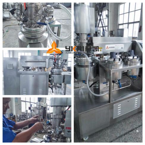 Laboratory emulsifier-1