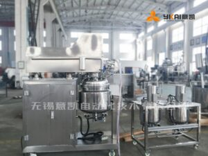 ZJR-50-high speed vacuum emulsifier 2