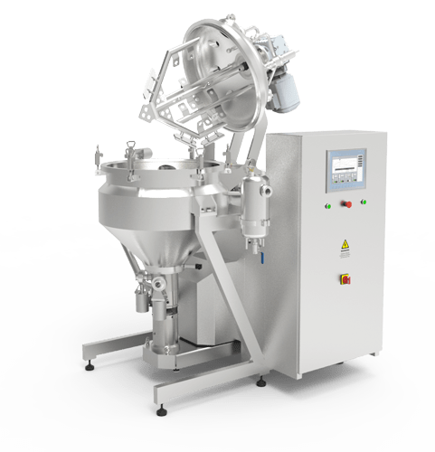 SP150 homogenizing units