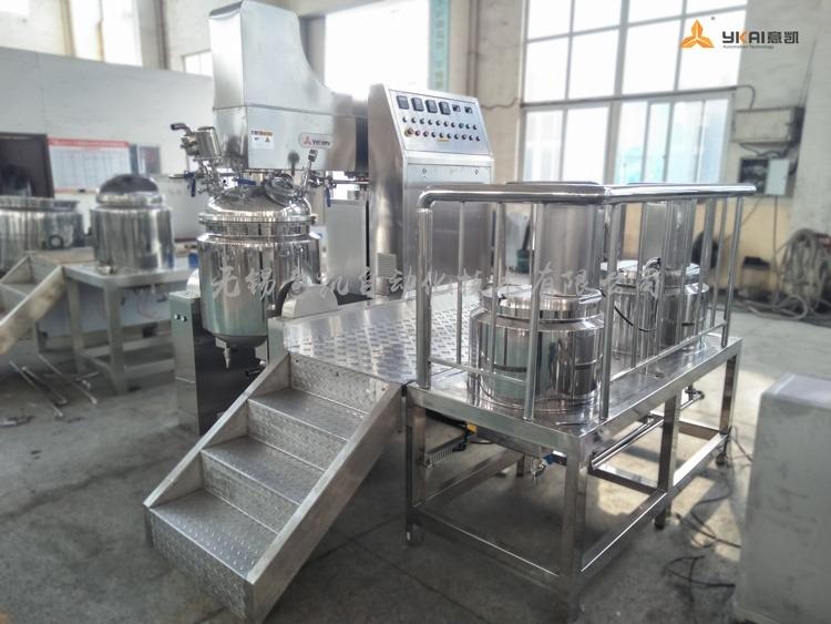 ZJR-150 vacuum emulsifier --Czech