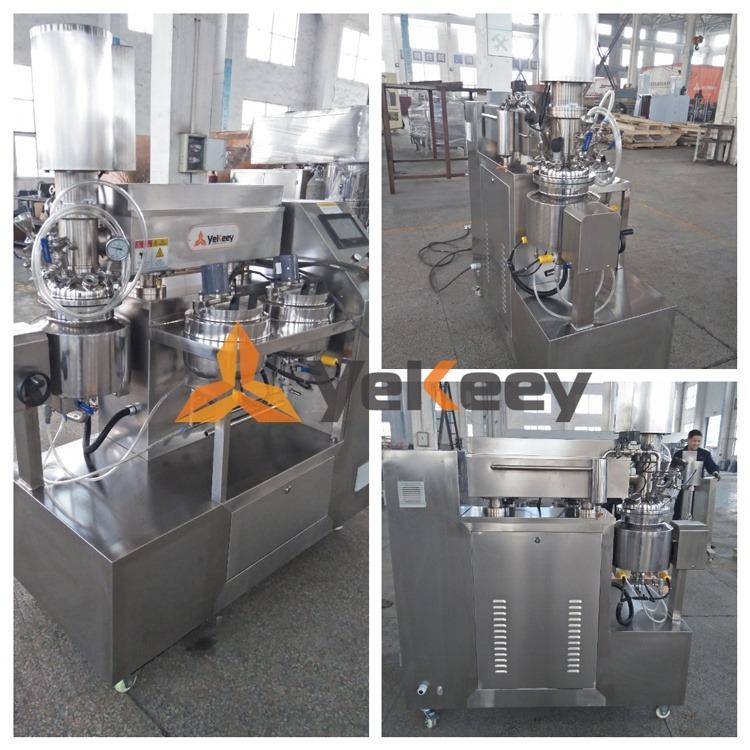 ZJR-5-PLC-Laboratory Emulsifier