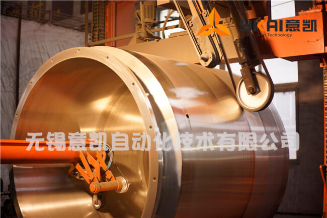 The leading production equipment helps Yikai to ensure the quality of the emulsifier is guaranteed.