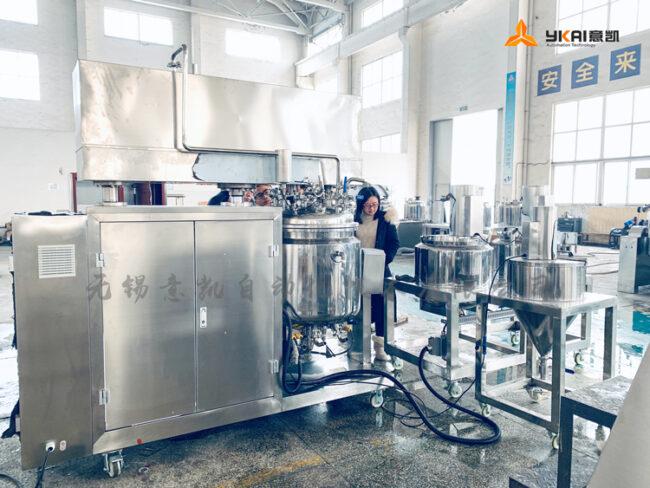 ZGJ-150 vacuum paste machine