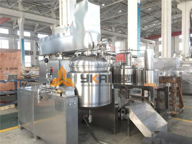 ZJR-350L food emulsifier-4