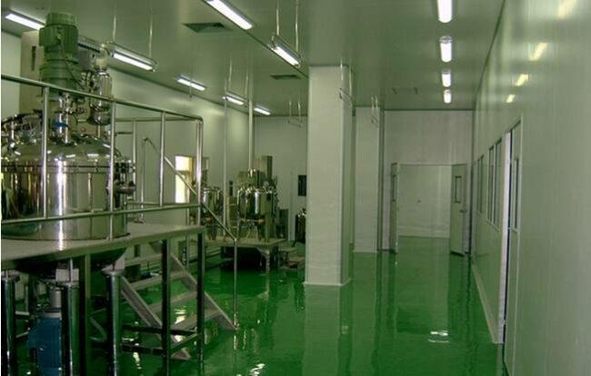 Cosmetics production line