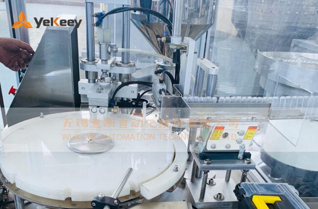 GX-40 Gynecology Gel Automatic Filling Machine