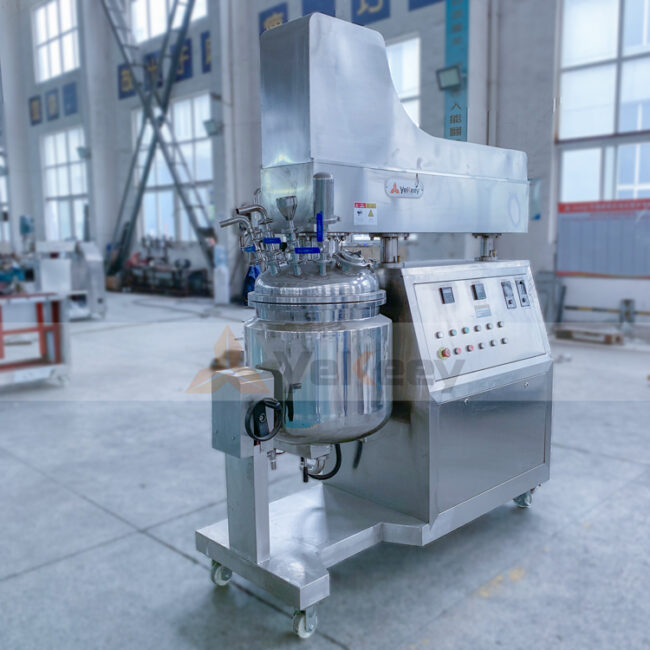 ZJR-100-cosmetic vacuum emulsifier