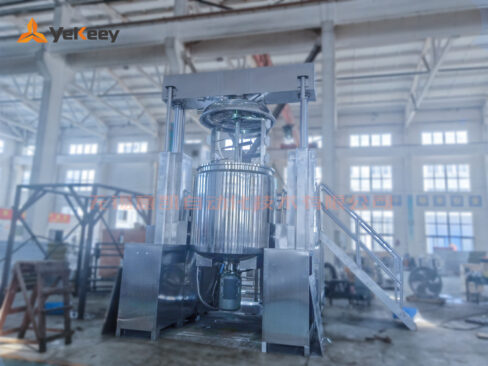 2.5T vacuum emulsifier 2