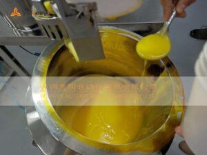 Baking sauce emulsification test machine 2