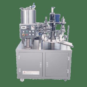 Glue(502) Filling & Screw-capping Machine