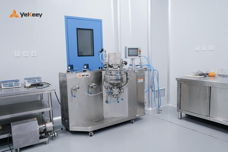Laboratory-Mixing-Tests