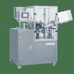 Metallic Tube Filling & Sealing Machine
