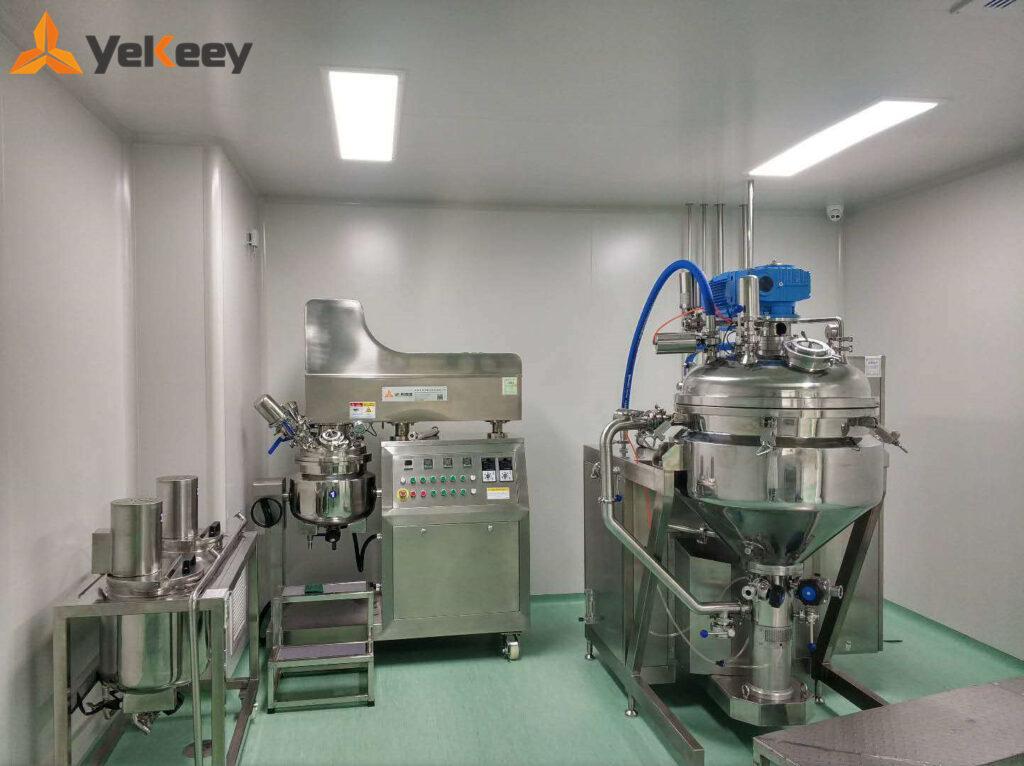emulsifier equipment