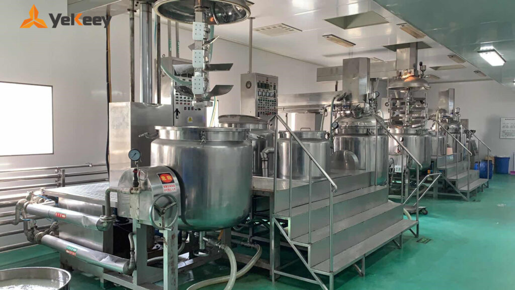 hand sanitizer production equipment