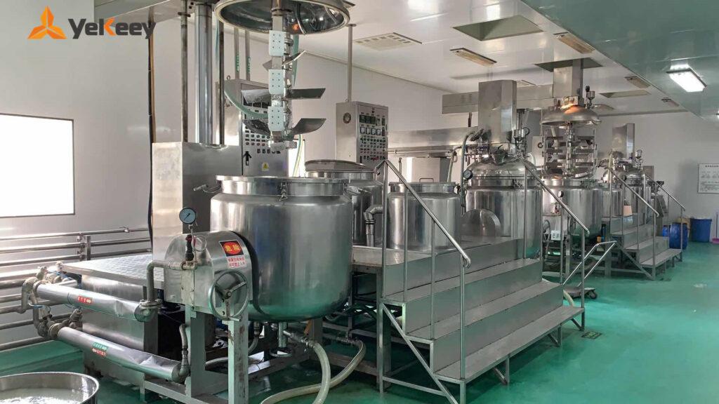 hand sanitizer production equipment