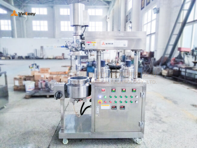 laboratory emulsifying mixer