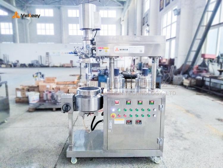 laboratory emulsifying mixer