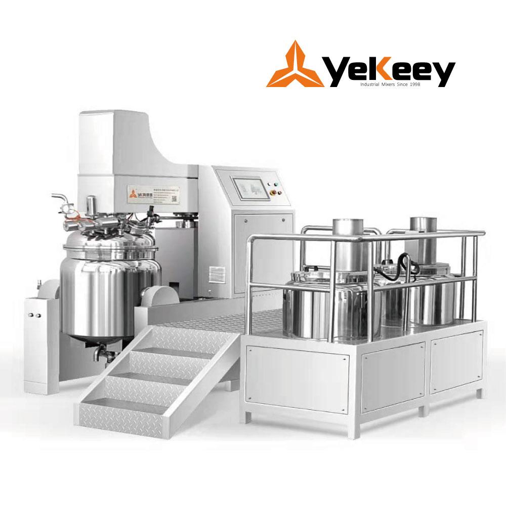 emulsifying mixer