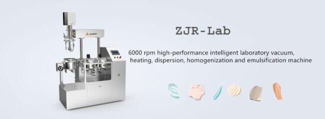 laboratory homogenizing emulsifying mixer