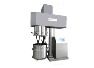 High intensity mixer with super performance manufactured triumphantly on a trial basis