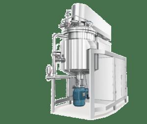 SPASPC vacuum emulsifying machines