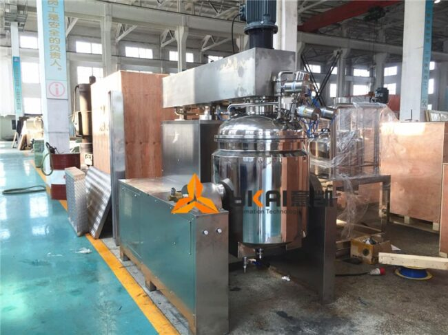 emulsifying machine equipment