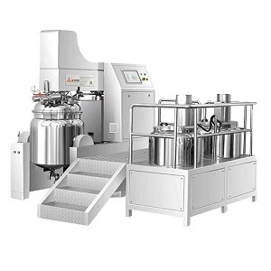 Cosmetic Cream lotion Making Machine