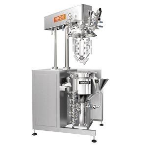Mixcore Recirculation Vacuum Homogenizer