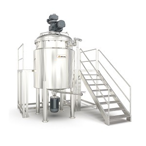 Hand Sanitizer Gel Making Machine