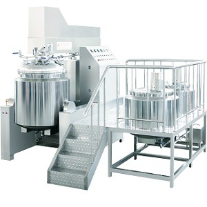 ZJR Vacuum Emulsifying Machine