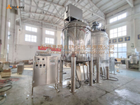 Bottom Homogeneous Mixing Tank
