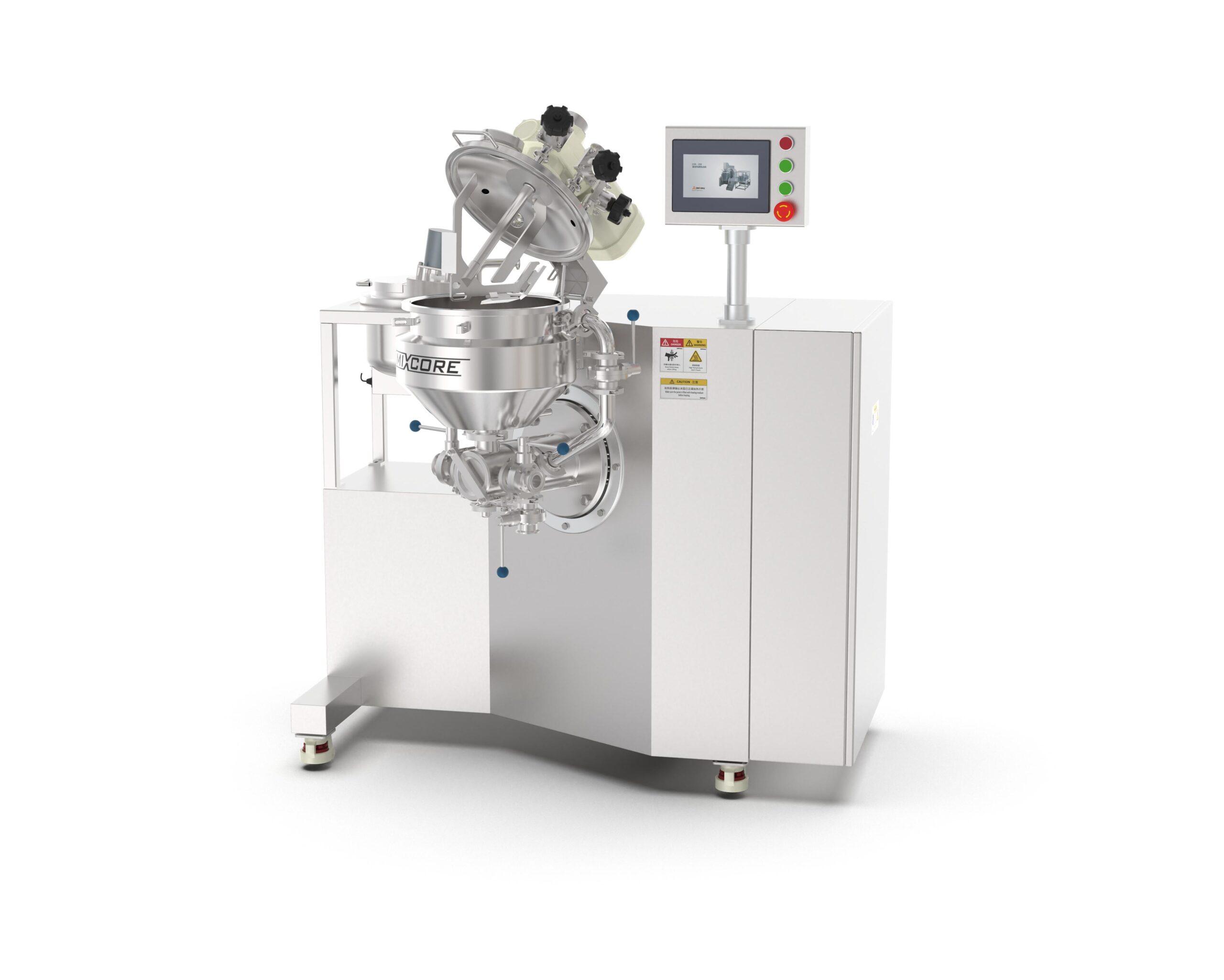 Mixcore Recirculation Lab Vacuum Emulsifying Mixer