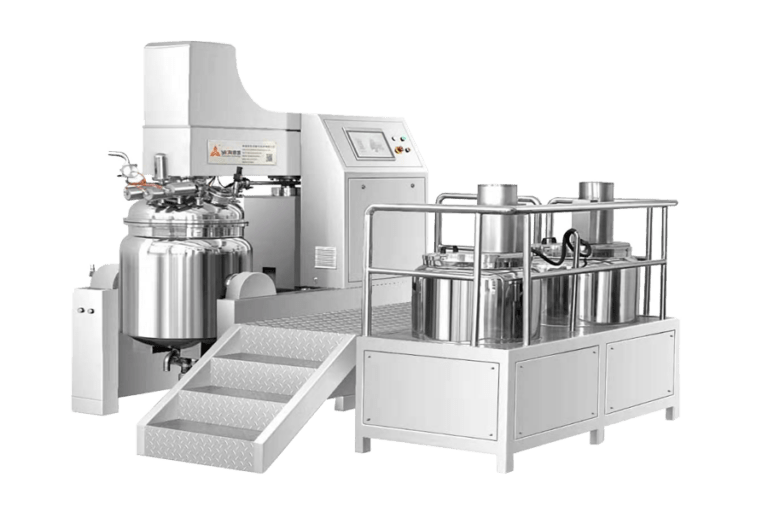high shear vacuum emulsifier