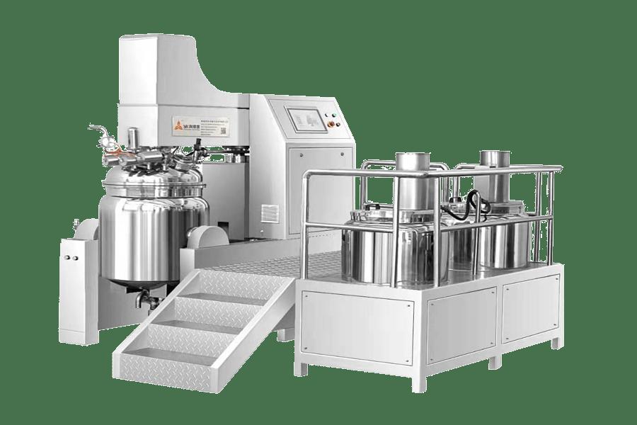 high shear vacuum emulsifier