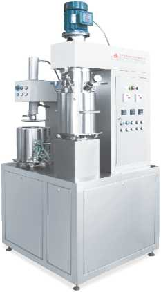 Laboratory planetary mixer
