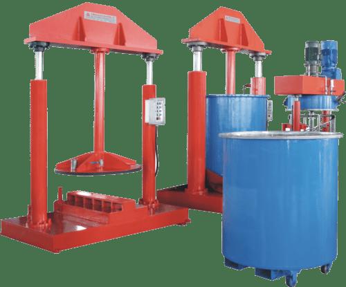 hydraulicdischarge machine -2